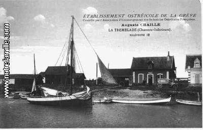 Auguste Chaillé