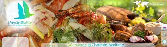 Gastromie en Charente Maritime