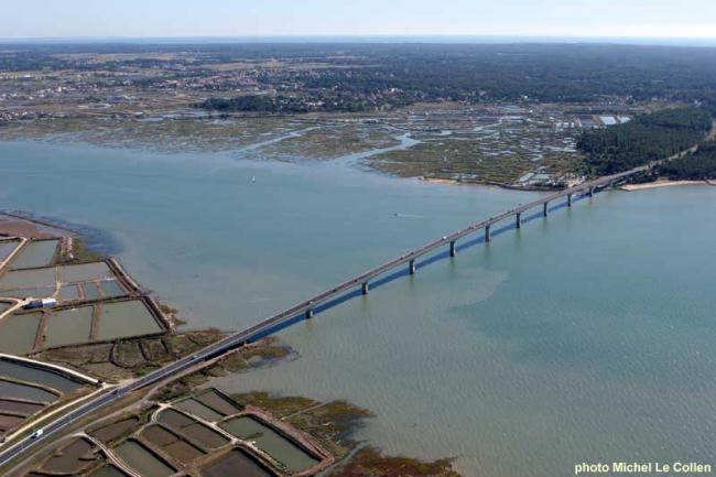 Le pont de La Seudre