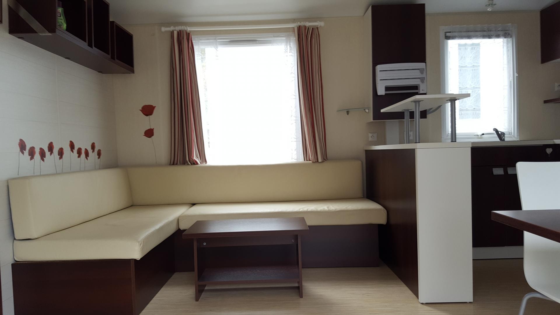 vente mobil home ohara 830. Black Bedroom Furniture Sets. Home Design Ideas