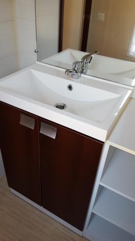 Vasque mitigeur