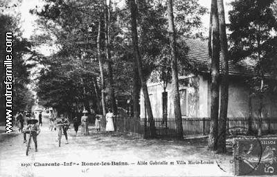 Villa Léontine