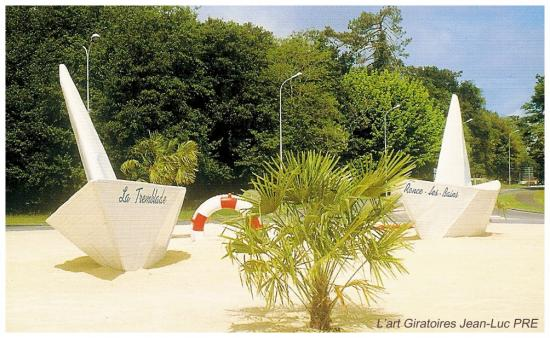 L'Art Giratoires La Rochelle