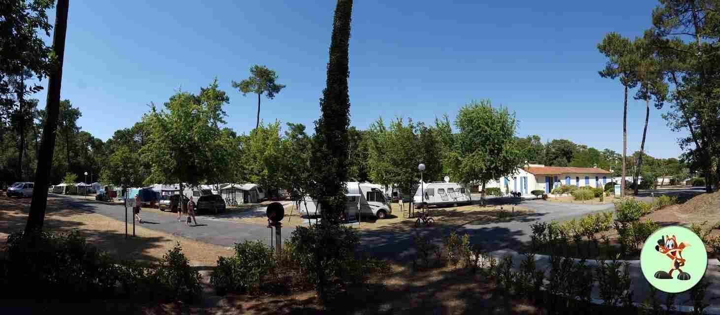 Camping Le Mus de Loup **