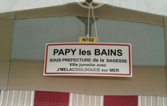 Papy Les Bains